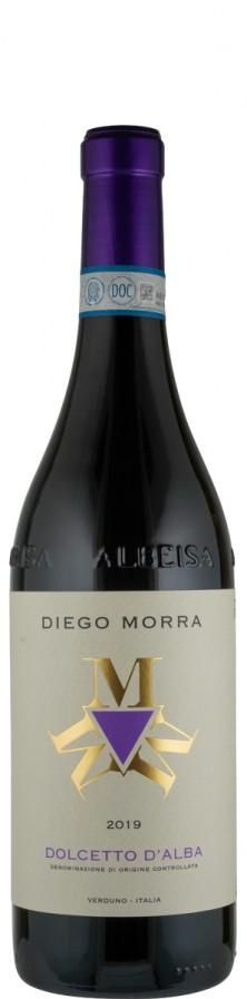 Dolcetto d'Alba  2019  - Morra, Diego