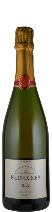 Rosé brut Traditionelle Flaschengärung   - Privat Sektkellerei Reinecker