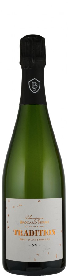Champagne brut Tradition   - Brocard Pierre