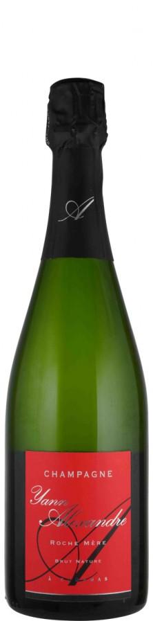 Champagne brut nature Roche Mère   - Alexandre, Yann