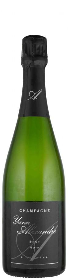 Champagne Brut Noir   - Alexandre, Yann