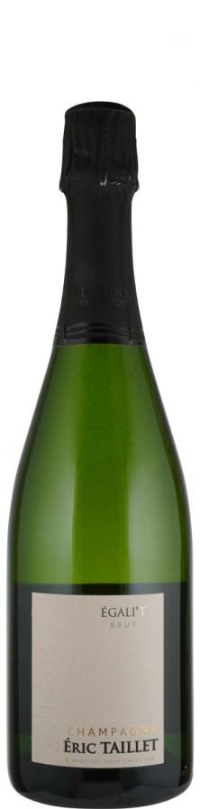 Champagne brut Egali't   - Taillet, Éric