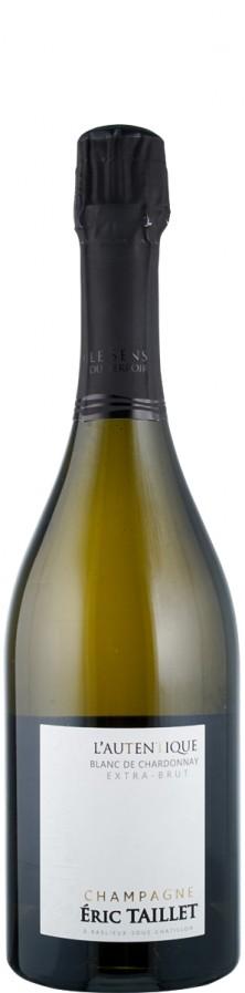 Champagne Blanc de Blancs extra brut L'Authentique des Taillet   - Taillet, Éric