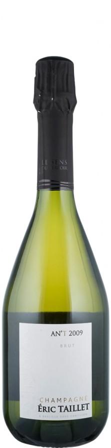 Champagne brut L'An T 2009  - Taillet, Éric