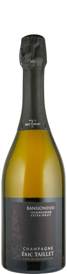 Champagne Blanc de Noirs extra brut Bansionesi   - Taillet, Éric