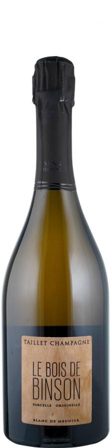 Champagne extra brut Le Bois de Binson   - Taillet, Éric