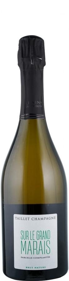 Champagne brut nature Sur Le Grand Marais   - Taillet, Éric