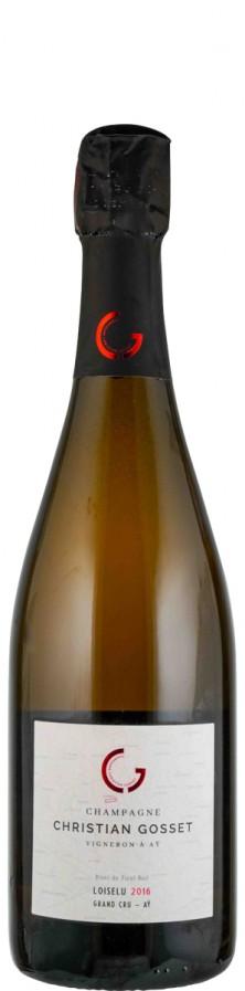 Champagne Grand Cru Millésime Blanc de Noirs extra brut Loiselu 2016  - Gosset, Christian