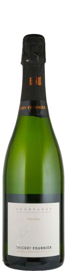 Champagne brut Spéciale   - Fournier, Thierry