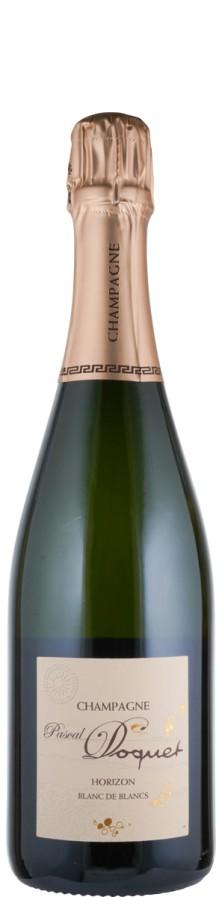 "Champagne Blanc de Blancs brut ""Horizon""  Biowein - FR-BIO-01 - Doquet, Pascal"