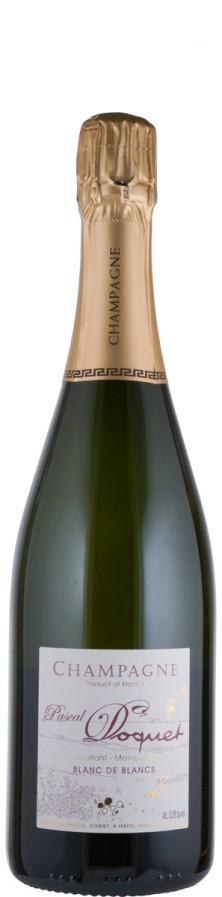 Champagne Blanc de Blancs brut    - Doquet, Pascal