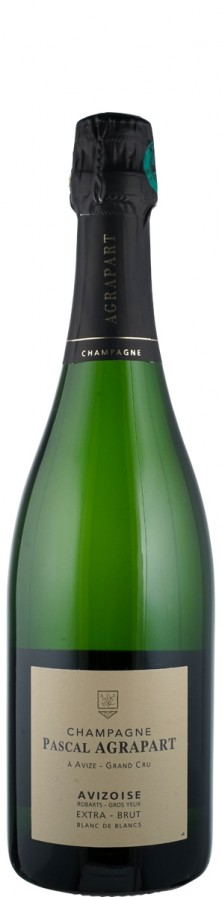 Champagne Grand Cru Blanc de Blancs extra brut Avizoise 2012  - Agrapart & Fils
