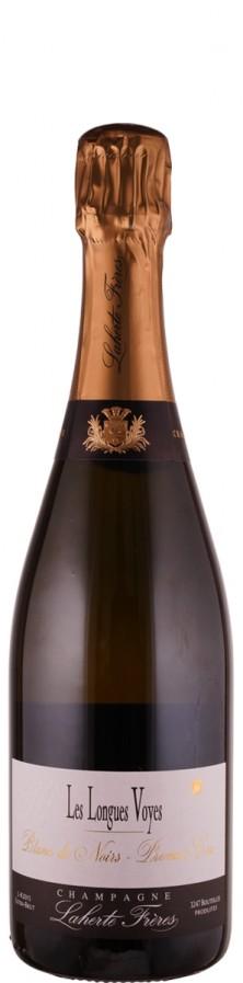Champagne Premier Cru Blanc de Noirs, extra brut Les Longues Voyes 2016  - Laherte Frères