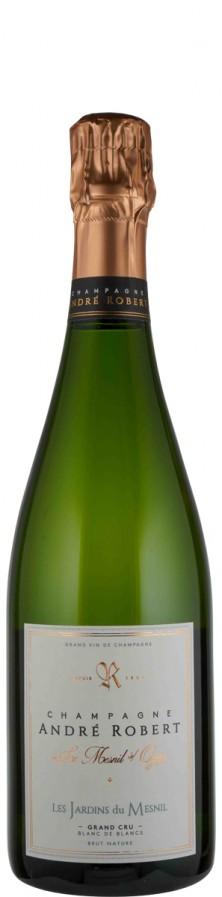 Champagne Grand Cru Blanc de Blancs brut nature Les Jardins du Mesnil   - Robert, André