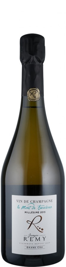 Champagne Grand Cru brut nature Le Mont de Tauxieres 2015  - Remy, Georges
