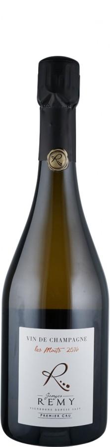Champagne Premier Cru Millésime Blanc de Blancs brut nature Les Muits 2016  - Remy, Georges