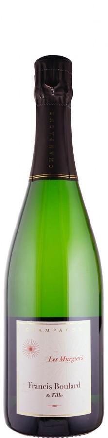 Champagne brut nature Les Murgiers  Biowein - FR-BIO-001 - Boulard & Fille, Francis
