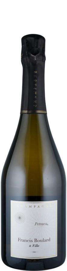 Champagne Blanc de Noirs brut nature PETRAEA II  Biowein - FR-BIO-001 - Boulard & Fille, Francis
