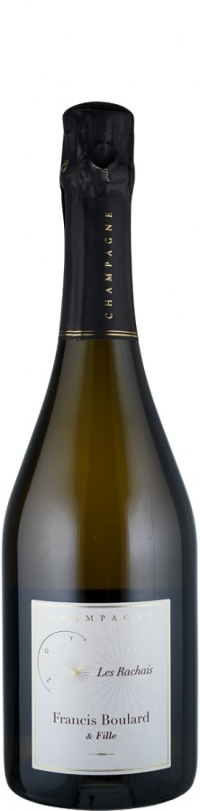 Champagne Blanc de Blancs brut nature Les Rachais 2012 Biowein - FR-BIO-001 - Boulard & Fille, Francis