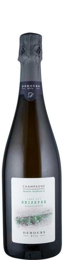 Champagne Blanc de Blancs extra brut Lieu-dit Brisefer   - Dehours et Fils