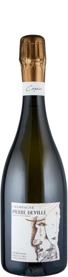 Champagne Blanc de Blancs Grand Cru extra brut Copin Chardonnay   - Corbeaux, Alban / Deville, Pierre