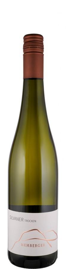 Silvaner trocken  2020  - Weingut Hemberger