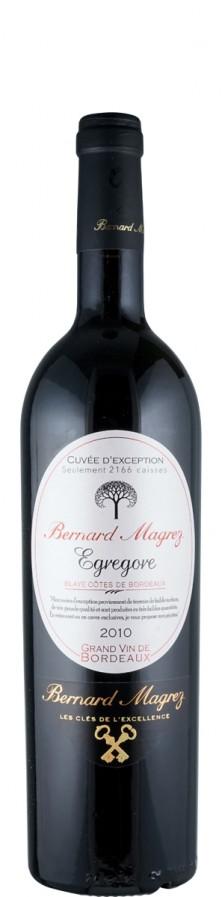 L'Egrégore Cuvée D'Exception Bordeaux 2010  - L'Egrégore
