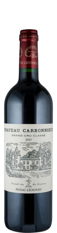 Château Carbonnieux - Grand Cru Classé Bordeaux, Pessac-Leognan 2007  - Château Carbonnieux