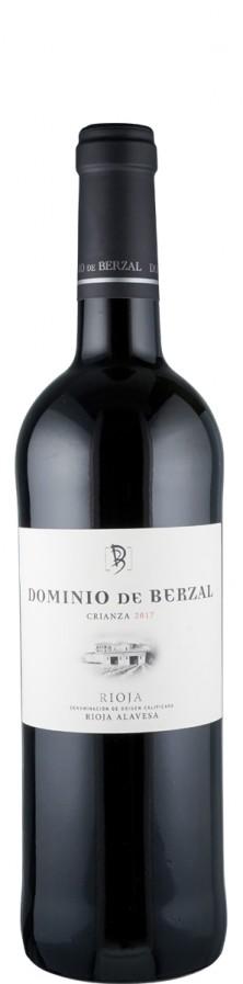 Rioja Alavesa Crianza 2017  - Bodegas Dominio de Berzal