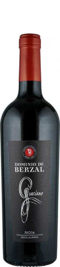 Rioja Alavesa Graciano 2019  - Bodegas Dominio de Berzal