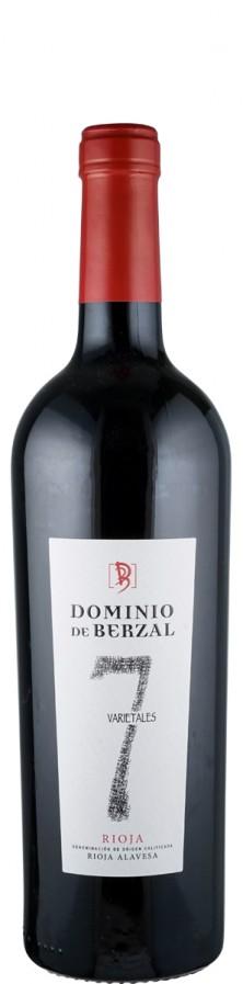 Rioja Alavesa 7 Varietales 2016  - Bodegas Dominio de Berzal