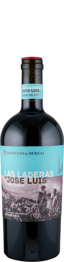 Rioja Alavesa Las Laderas de Jose Luis 2017  - Bodegas Dominio de Berzal