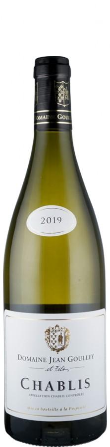 Chablis  2019 Biowein - FR-BIO-01 - Goulley, Jean / Goulley et Fils