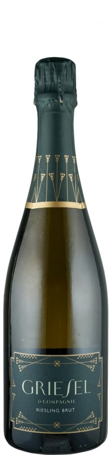 Riesling Tradition Brut  2018  - Griesel & Compagnie