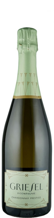 Chardonnay Prestige brut nature  2017  - Griesel & Compagnie