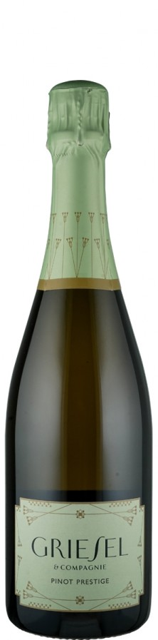 Pinot Prestige brut nature  2017  - Griesel & Compagnie