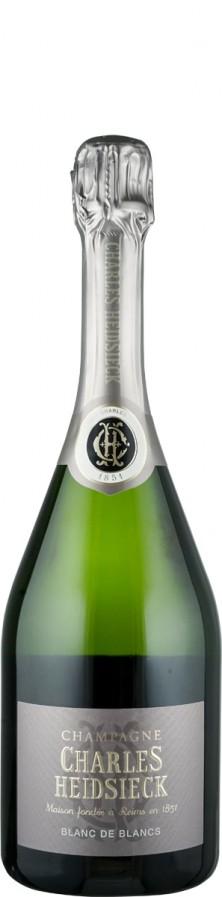 Champagne blanc de blancs brut    - Charles Heidsieck