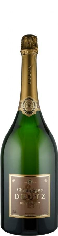 Champagne Millésimé brut - MAGNUM 2012  - Deutz