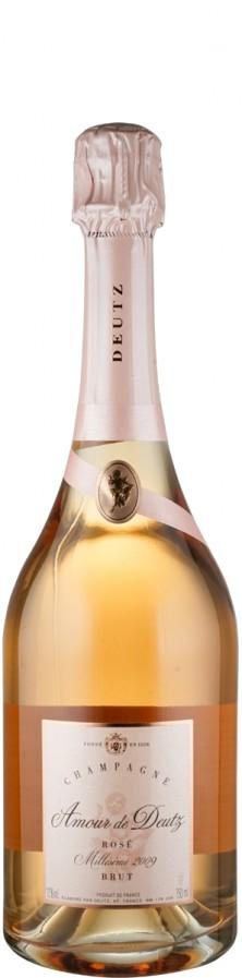 Champagne Millésimé Rosé brut Amour de Deutz 2009  - Deutz