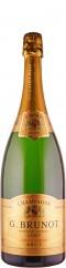 Champagne G. Brunot Champagne Premiere Cru brut Grande Réserve - Magnum brut Champagne - Vallée de la Marne Frankreich