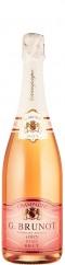 Champagner G. Brunot  Rosé brut  Champagne - Vallée de la Marne