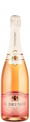 Champagne G. Brunot Champagne Rosé brut  brut Champagne - Vallée de la Marne Frankreich