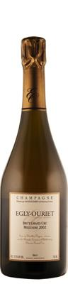 Champagne Grand Cru Millésimé brut  2002  - Egly-Ouriet