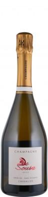 Champagne Blanc de Blancs extra brut Cuvée des Caudalies  - FR-BIO-10 - De Sousa et Fils