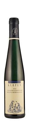 Riesling Beerenauslese Wehlener Sonnenuhr - halbe Flasche 2006  - Kerpen