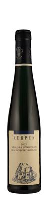 Riesling Beerenauslese Wehlener Sonnenuhr - halbe Flasche 2003  - Kerpen