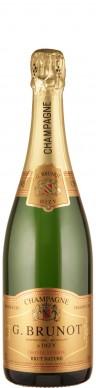 Champagne Premiere Cru Grande Réserve brut natur   - Brunot, Guy