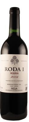 Rioja Tinto Roda I 2006  - Roda