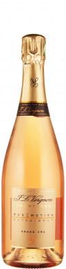 Champagne Rosé extra brut Rosémotion   - Vergnon, J. L.