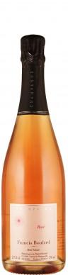 Champagne Rosé brut nature Noir & Blanc  - bio - Boulard, Francis